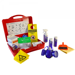 NOVOK: Kit de respuesta a derrames de formol