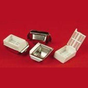 Tespa stainless steel Mega Cassettes molds
