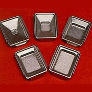 Tespa stainless steel embedding molds