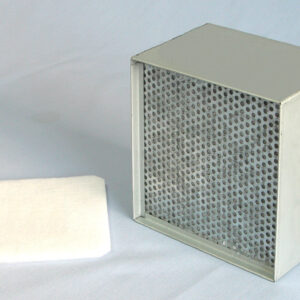 ALD-X50B Filters for portable suction unit