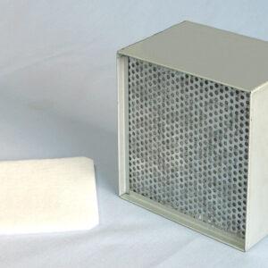 Filtro X-TRACT para unidad portátil de aspiración