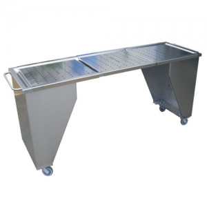 Inoxfune ME-105 washing and preparation table