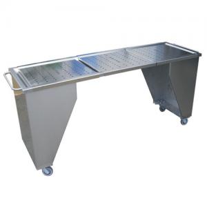 Mesa de lavado y preparación ME-105