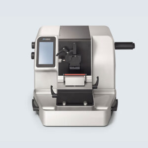 PFM 3005E Rotary with Motorized Forward / Advance Microtome