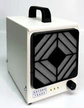 Unidad portátil Oxford Trade para filtrar vapores de formol